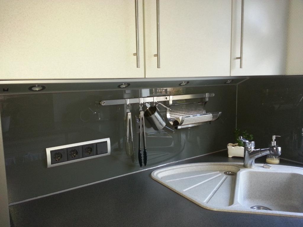 k chenr ckw nde glaserei besler ihre glaserei in frankfurt. Black Bedroom Furniture Sets. Home Design Ideas